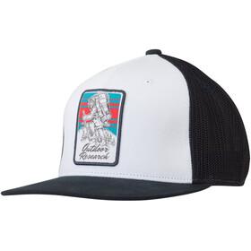 Outdoor Research Squatchin' Trucker Cap White/Black